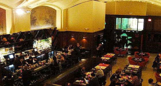 Mas Malo Dining Room