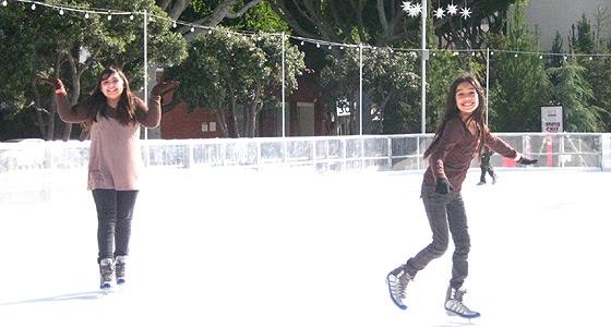Ice Skating in Los Angeles & Orange County
