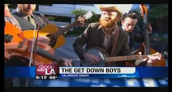Silver Lake Chorus, Maui & Sons Bar, W Hotel, Malibu Cafe, The Get Down Boys