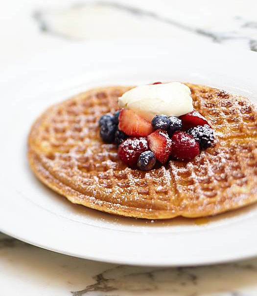 Where To Go For Waffles in LA
