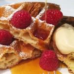 Culina's Belgian Waffle