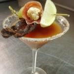 Napa Valley Grille's Smoked Tomato Martini