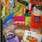 Gluten-Free Food Cart