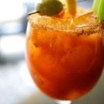 Red O's Roasted Bloody Mary - Photo by Claire Thomas