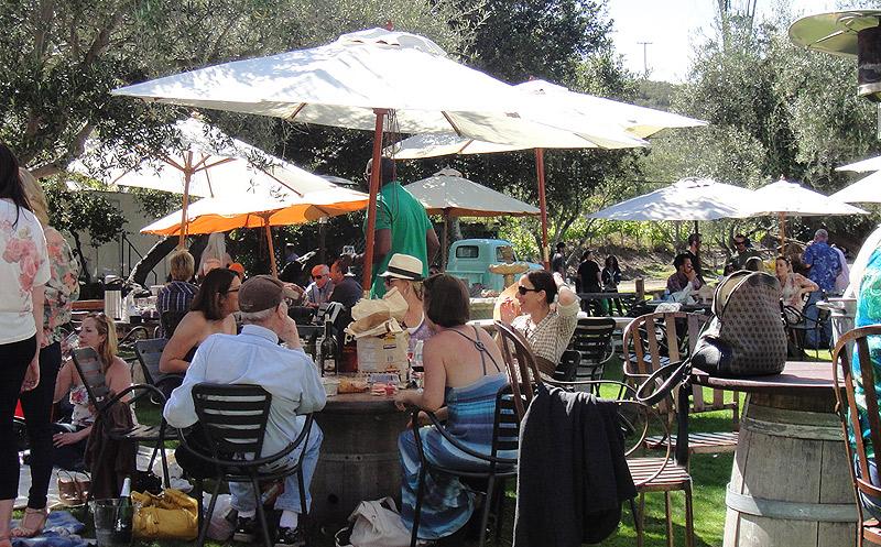 Malibu Wines birthday fun - Photo by Mar Yvette
