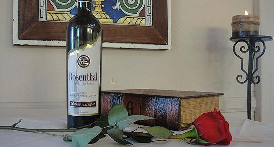 Rosenthal wine - Photo by Mar Yvette
