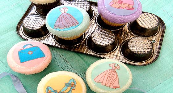 Magnolia's stylishly tasty FNO cupcakes