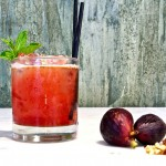 Fig & Olive's Fig & Walnut Julep