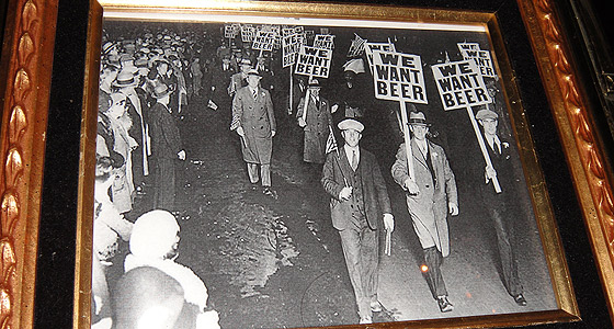 Prohibition-era photo from Next Door Lounge - Photo by Mar Yvette