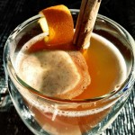 BROADWAY Hot Buttered Rum