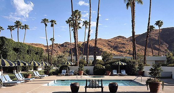 Photo courtesy of Parker Palm Springs