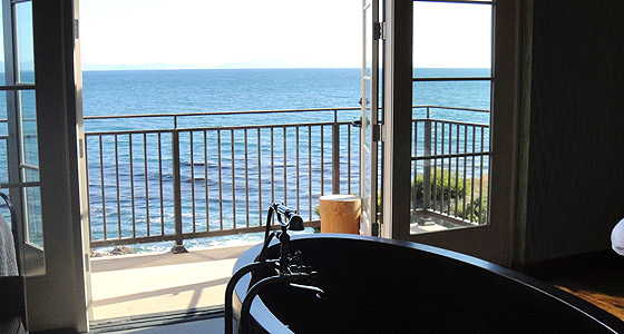 Spa at Terranea - Photo by Mar Yvette