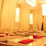 Naya Sunset's main dining room