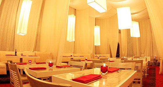 Romantic Restaurants in LA
