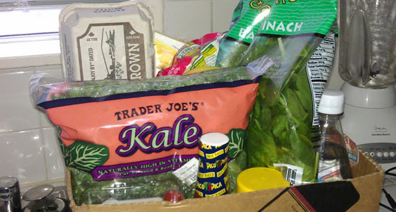 All Hail Kale: Where to Go Green