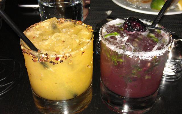 Tasty Margaritas & Chips in LA