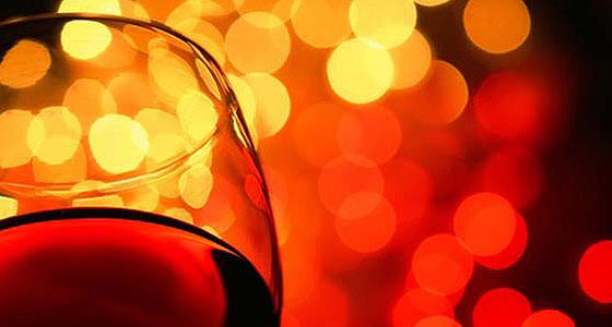 Dim the lights, pour the wine