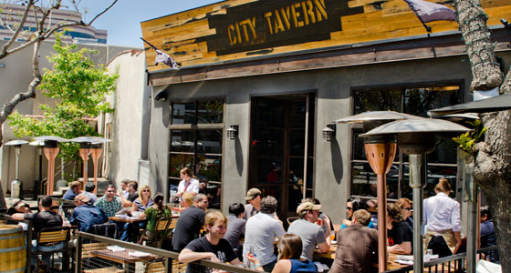 City Tavern in Culver City