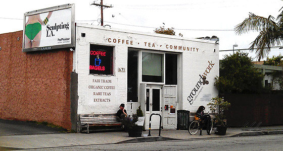 Groundworks Coffee Company - Photo by Mar Yvette