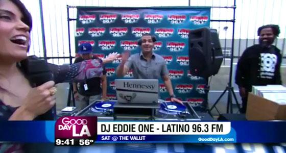 GDLA DJ Eddie One