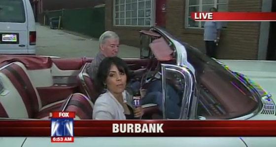 Downtown Burbank Car Classic 2012