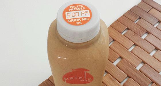 Paleta Pumpkin Milkshake