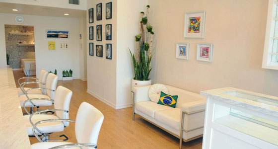 Inside the Brasilian Blow Dry Bar