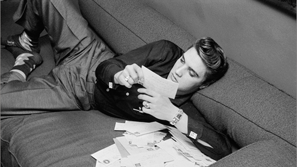 Elvis Presley in Los Angeles