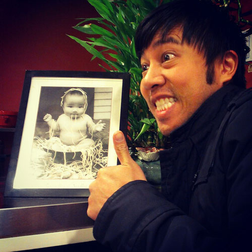 Nguyen Tran of Starry Kitchen