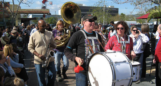 Mardi Gras @ the Original Farmers Market