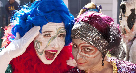 Mardi Gras - Photo by Babs Evangelina