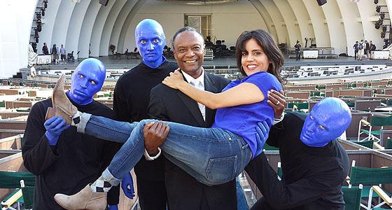 Marpop & Blue Man Group