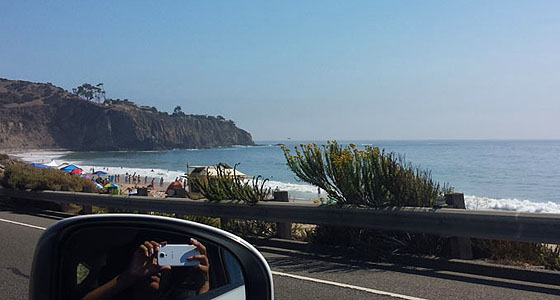Picture perfect: The gorgeous coast of Laguna along PCH