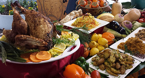 Thanksgiving: Delivery, Dine In & Pick Up