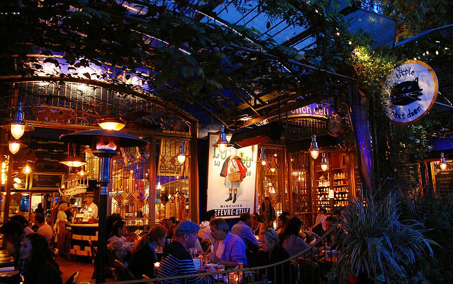 10 Restaurants In La