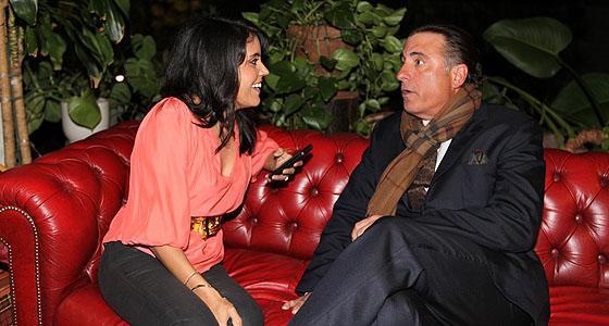 Cognac, Character & Cachao with Andy Garcia