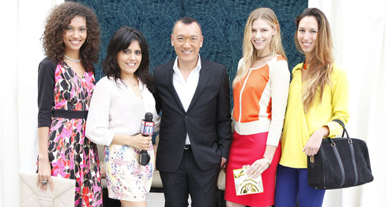 Joe Zee Spring Fashion + Belly Dancing on Air