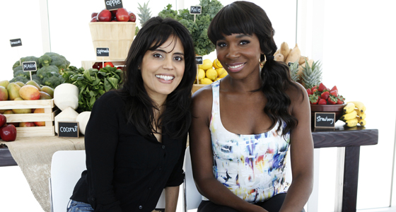 My Juicy Chat with Venus Williams