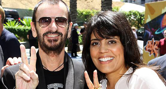 Peace Rocks with Ringo Starr