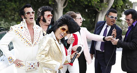 Elvis Karaoke with George Lopez