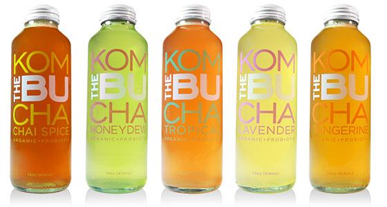 Bu Kombucha is bubbly deliciousness!