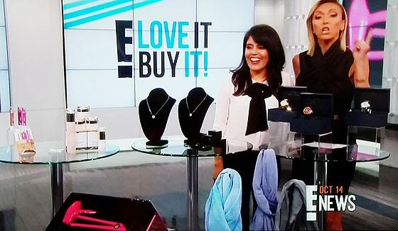 E! News Love It Buy It – Effortlessly Cool Accessories