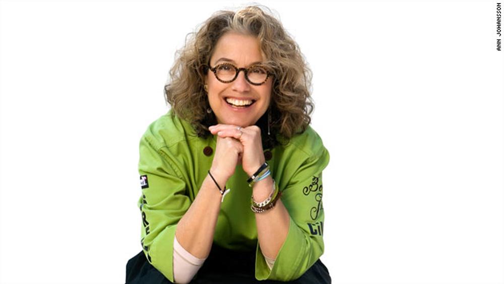 Top Chef & global cuisine connoisseur Susan Feniger
