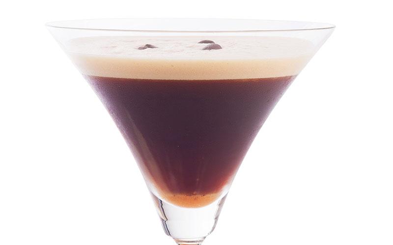CIROC's Chocolate Coconut Latte