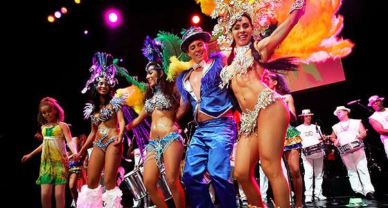 Carnaval Brazilian Nites