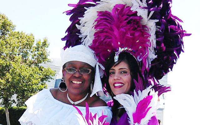 Mardi Gras & Carnival in Los Angeles