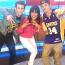 Aaron Carter, Drake Bell & Weenie Dogs!