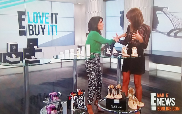E! News: Love It Buy It – Lucky Deals for Spring