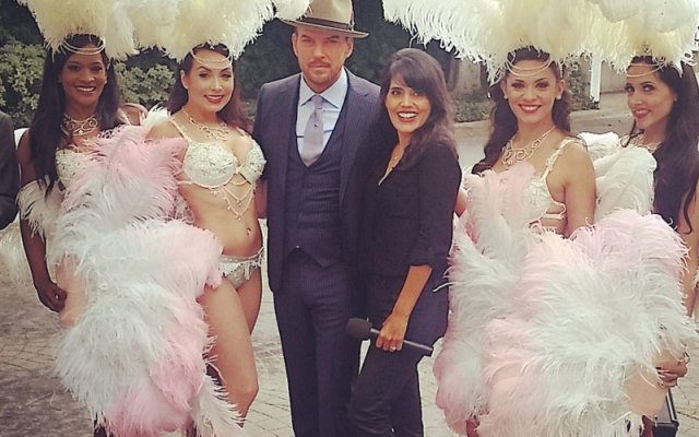 Matt Goss Brings Vegas to LA!