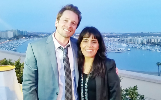 French Kiss with Tyler Ritter